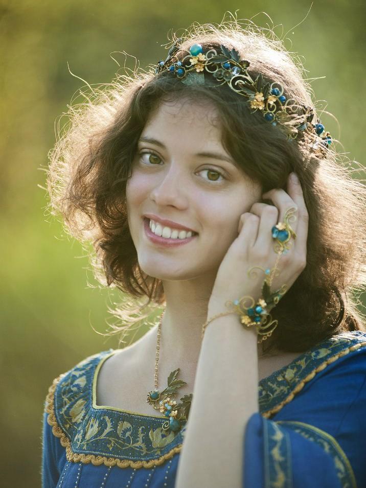 Улыбка прекрасной Алены