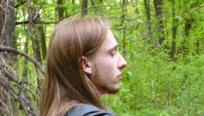 Яробор с длинными волосами