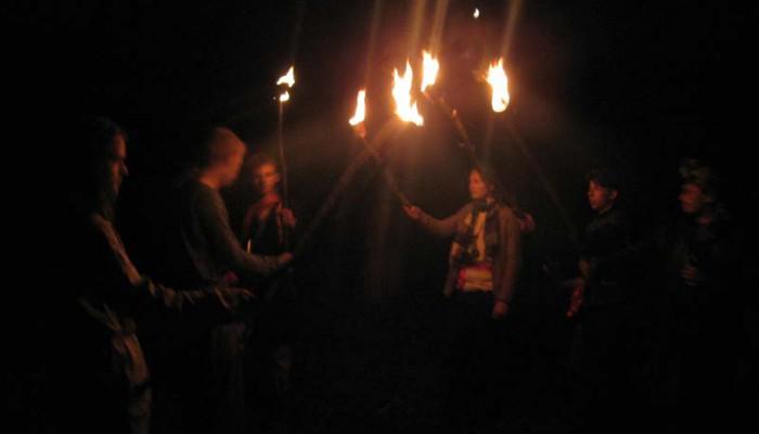 Факельная тропа