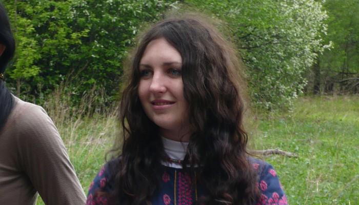 Наташка на Бельтайне 2009