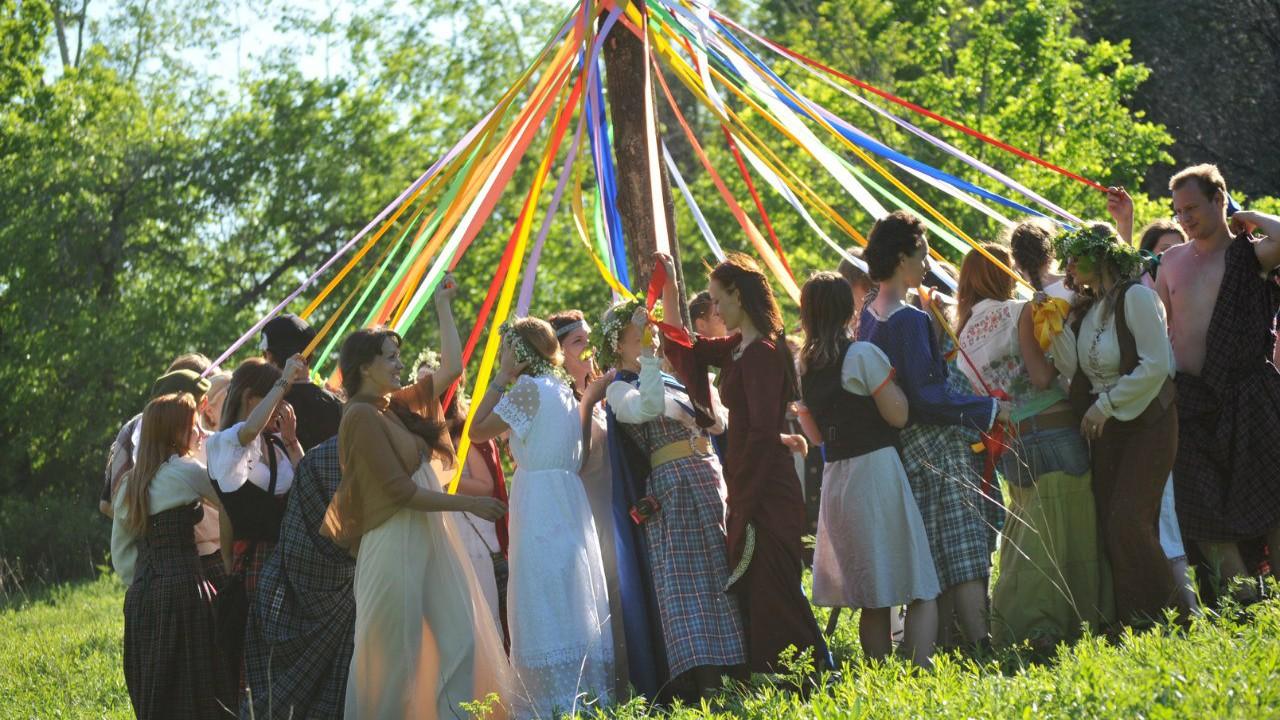 Оренбургский ролевой фестиваль Бельтайн