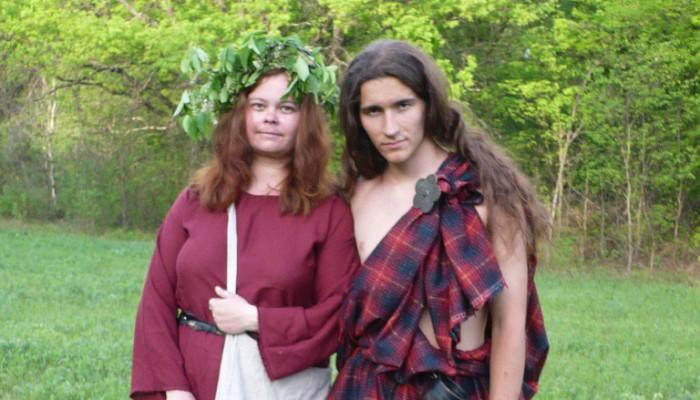 Славянка и Льют