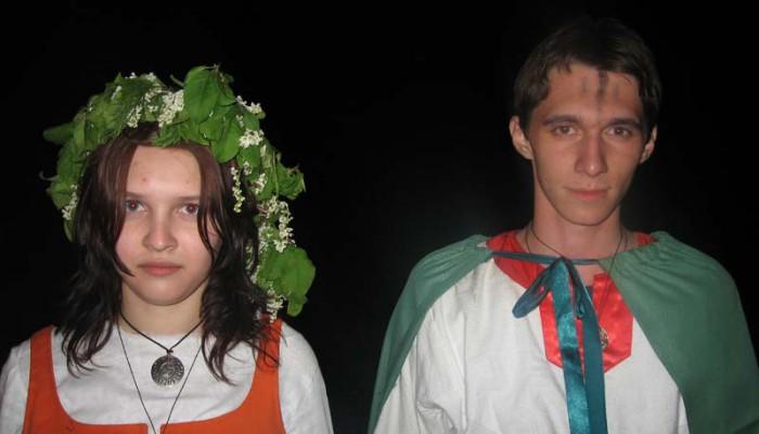 Король и Королева Бельтайна 2008